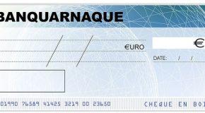 Escroquerie au (faux) chèque de banque